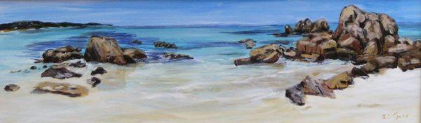 Eagle Bay by Steve Vigors
