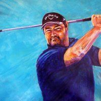 The Golfer (Brody)